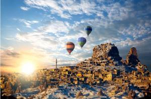 埃及+ 土耳其 浪漫古文明之旅 13 天