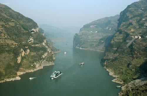 【万州上船】重庆.长江三峡单程三日游